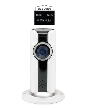 1.3MP Smart Wifi Camera - White