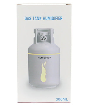 USB Gas Tank Humidifier - Blue