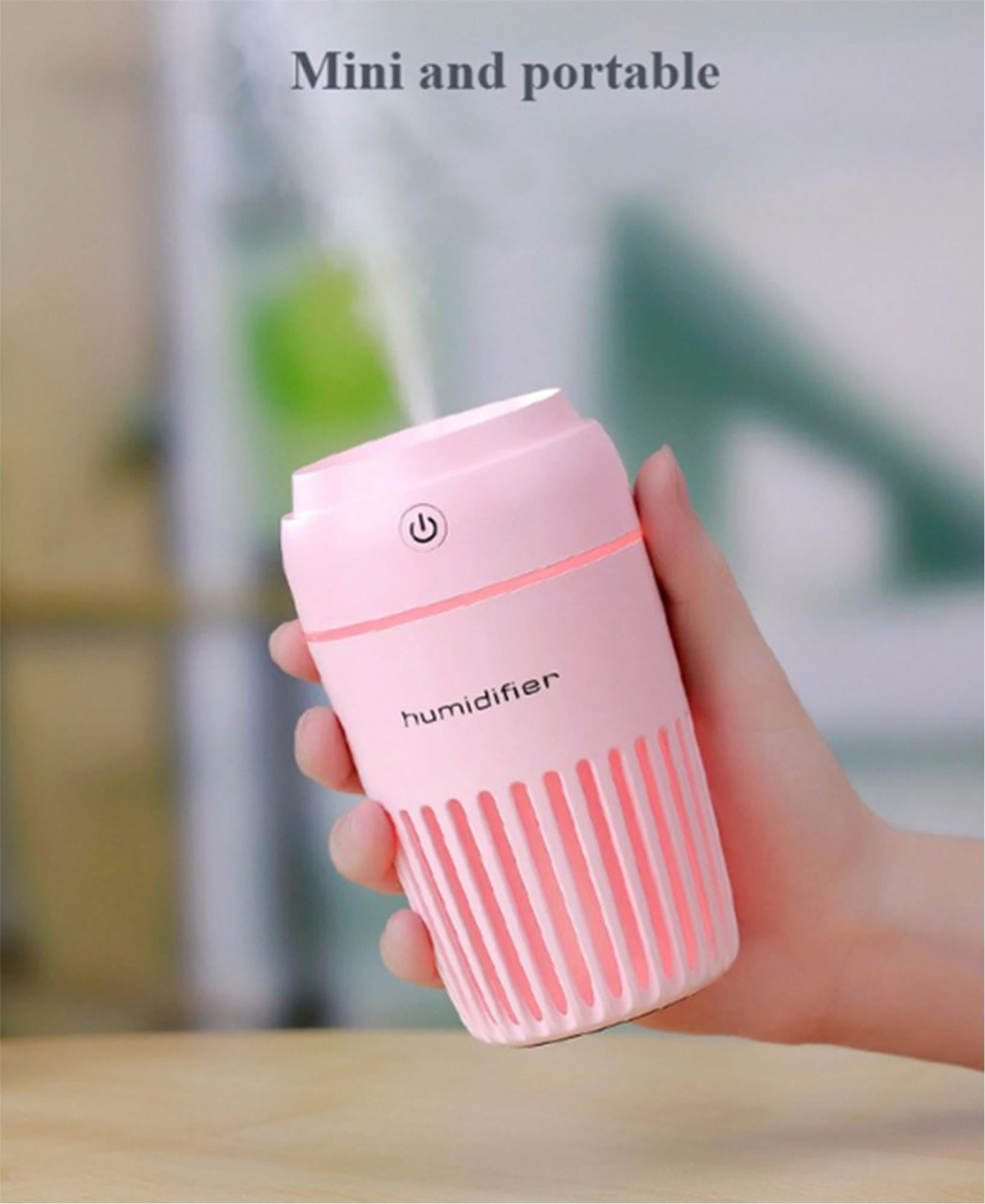 USB Light Up Humidifier - Pink
