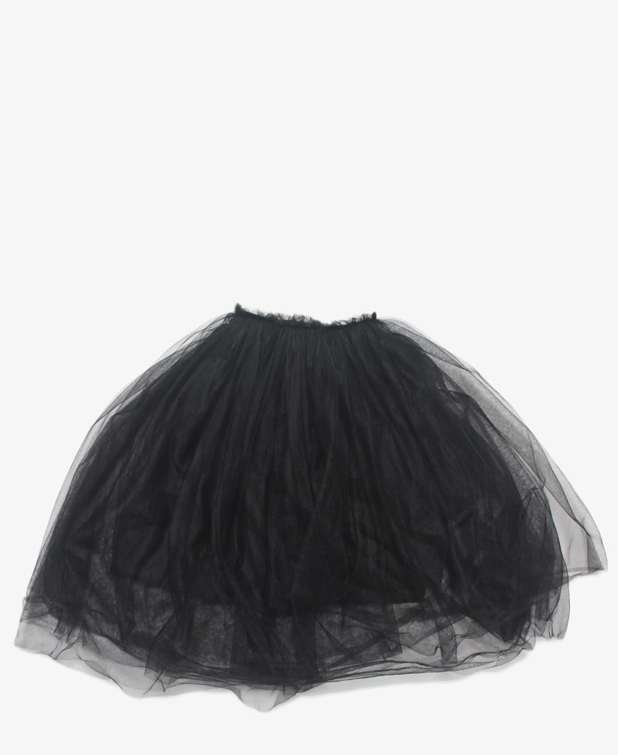 Girls Tutu Skirt - Black