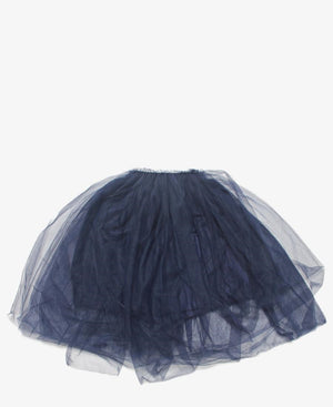 Girls Tutu Skirt - Navy