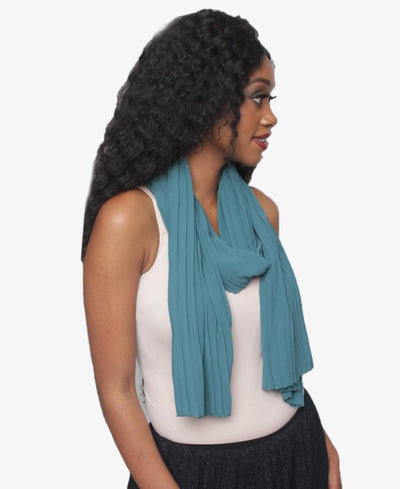 Casual Scarf - Teal
