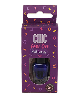 Peel-Off Nail Polish - Blue