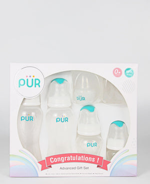 Pur Advanced Slim Gift Set - Clear