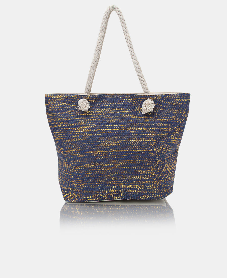 Shopper Bag - Navy