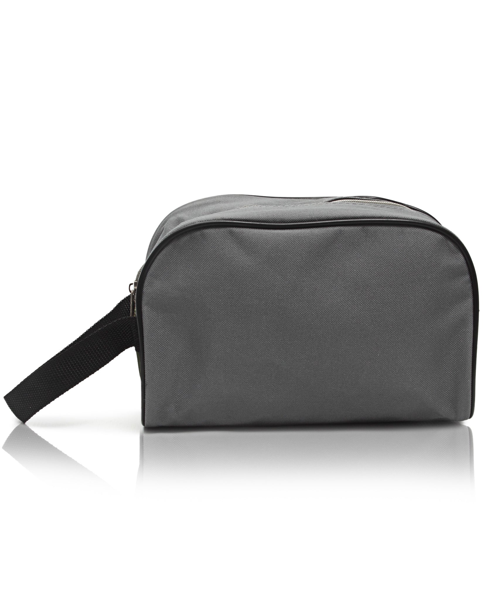 Men's Toiletry Bag - Grey