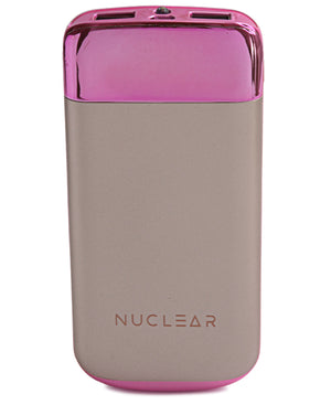 10000mAh Power Bank - Pink