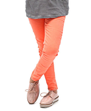 Girls Jeans - Orange