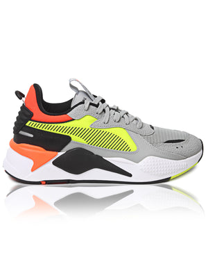 Men's RS-X Hard Drive Sneakers - Yellow