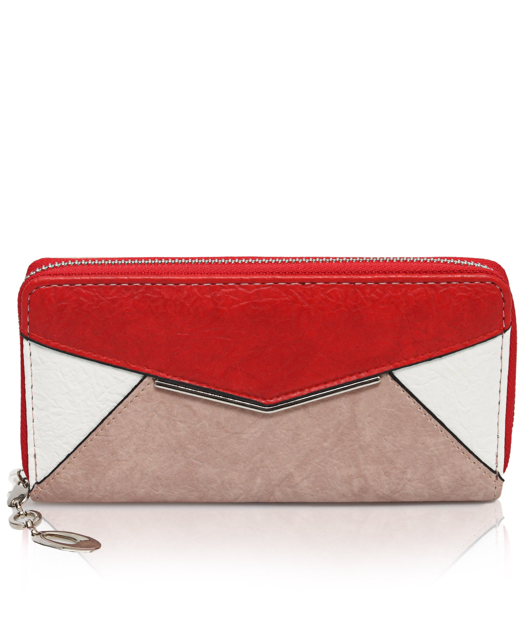 Zip Around Wallet - Mink