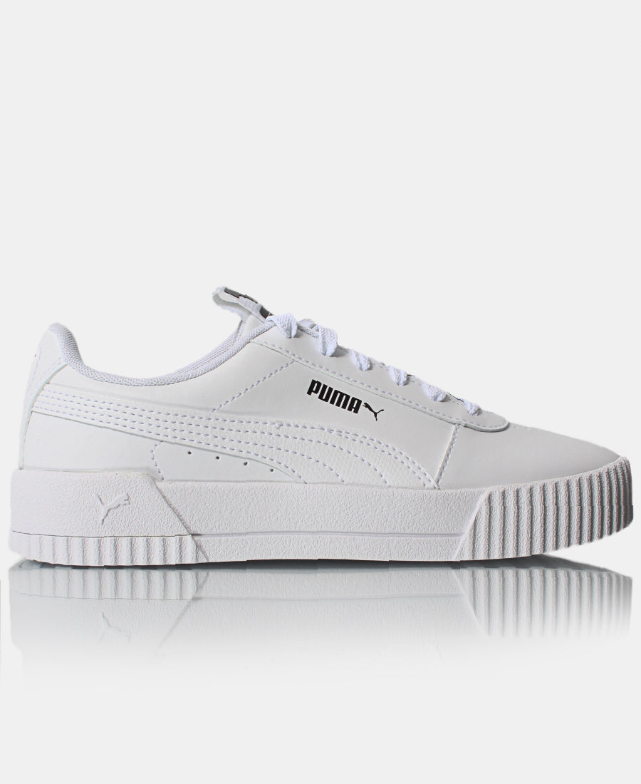 Ladies' Puma Carina Bold  - White