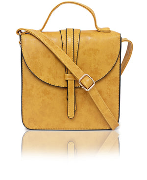 Crossbody Bag - Yellow