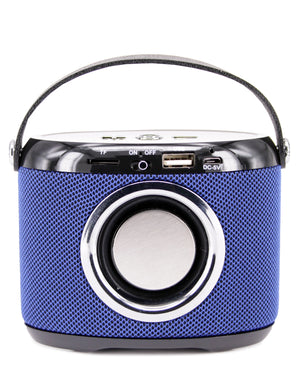 Mini Bluetooth Speaker - Blue