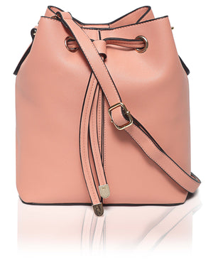 Bucket Bag - Mink