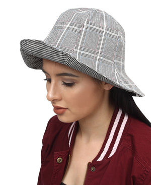 Floppy Hat - Grey