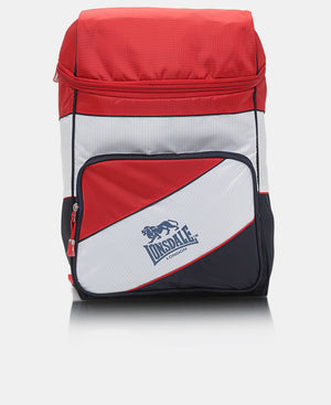Lonsdale Backpack - Red