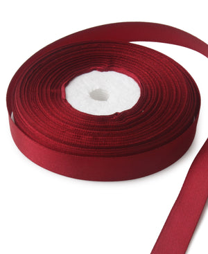 Satin Ribbon - Burgundy