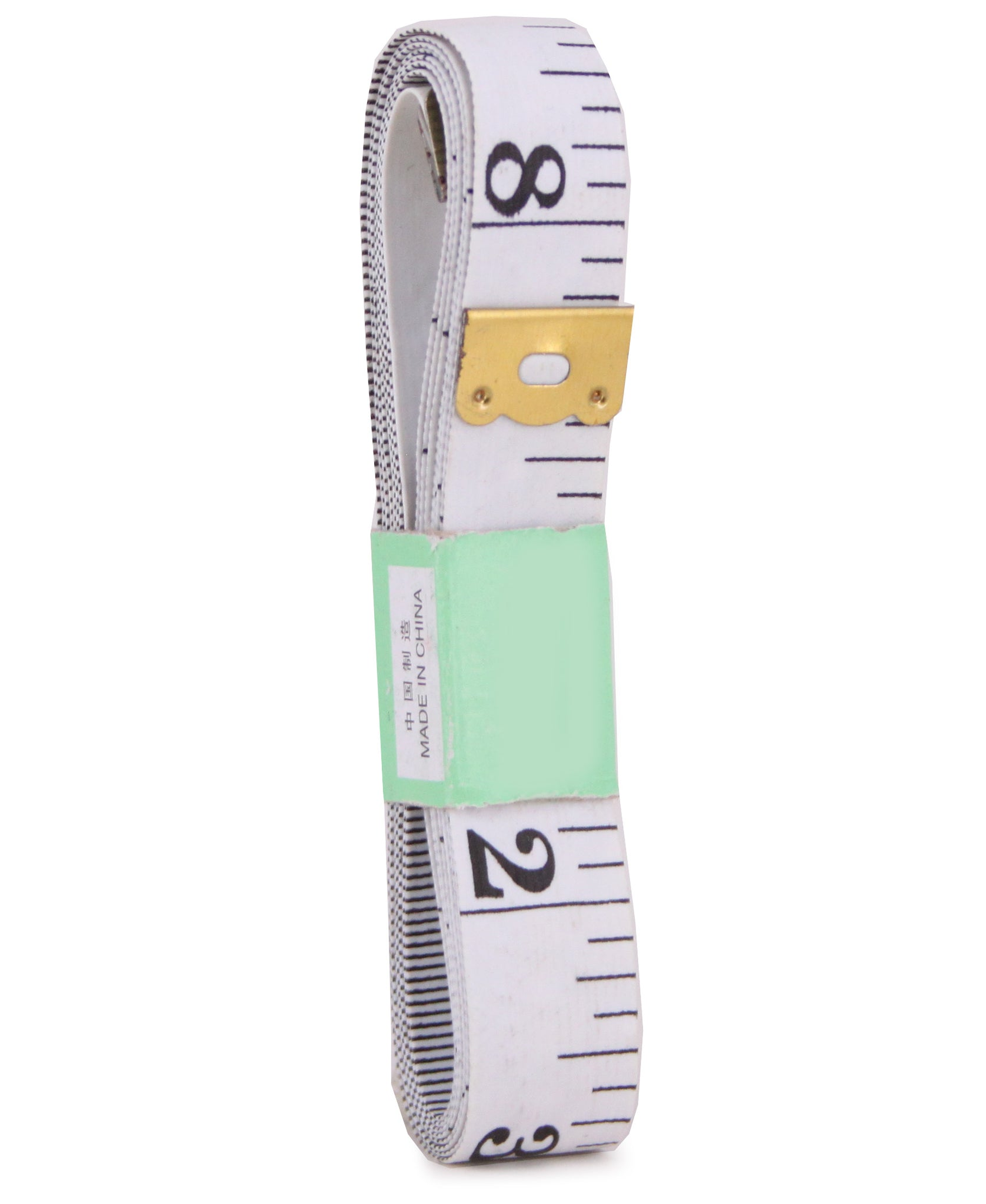 Tailors Measuring Tape - White