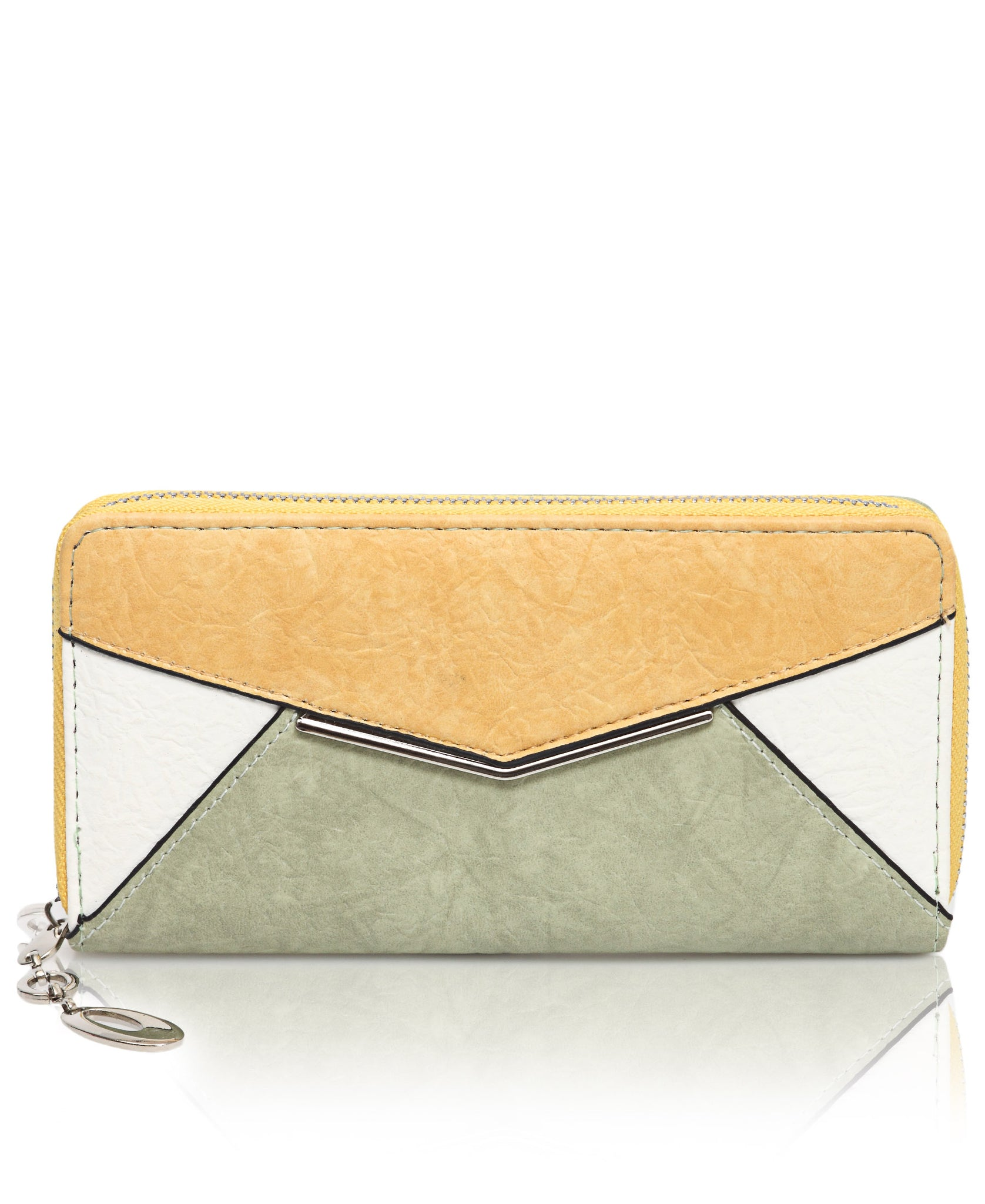 Zip Around Wallet - Mint