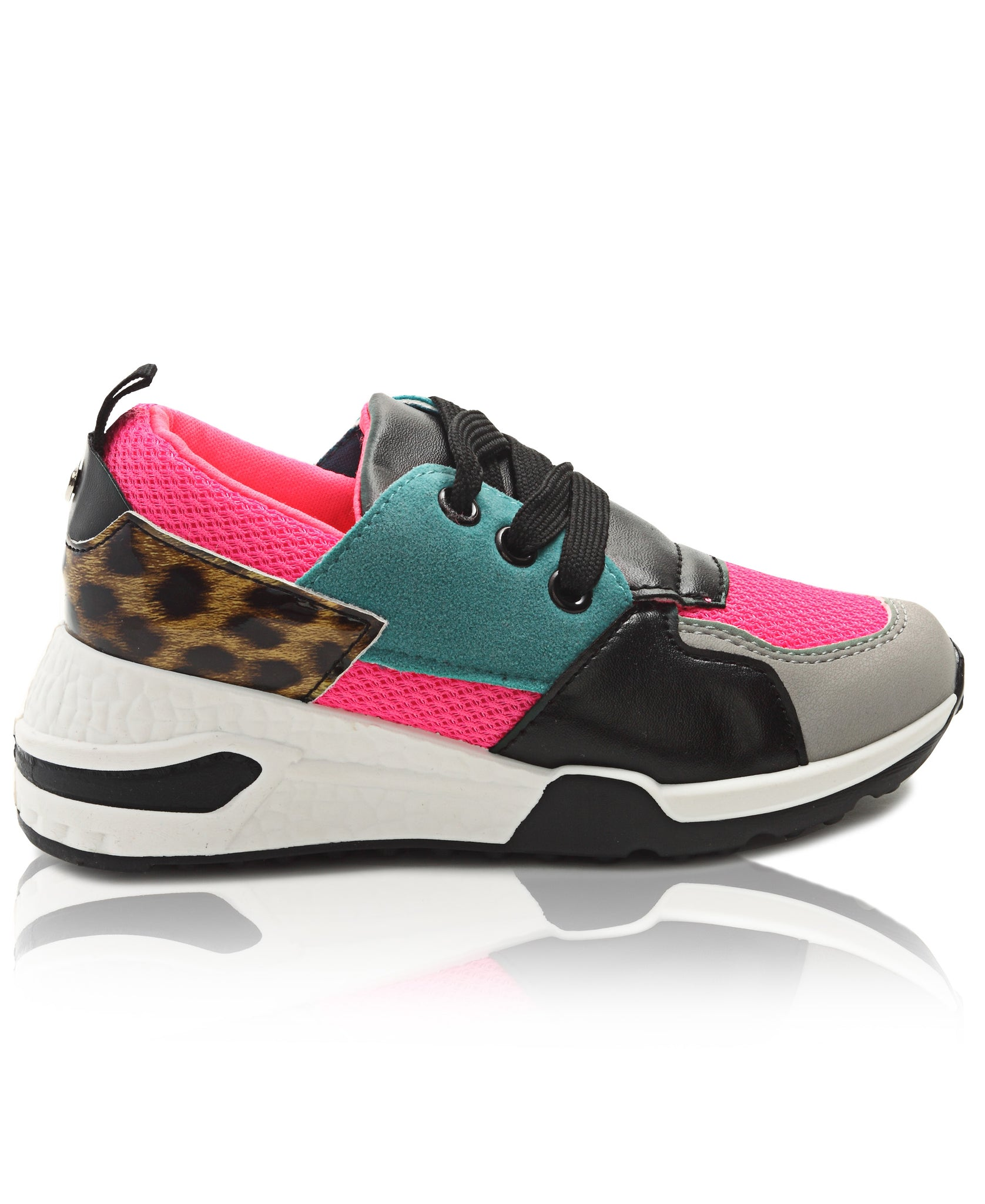 Girls Sneakers - Fuschia