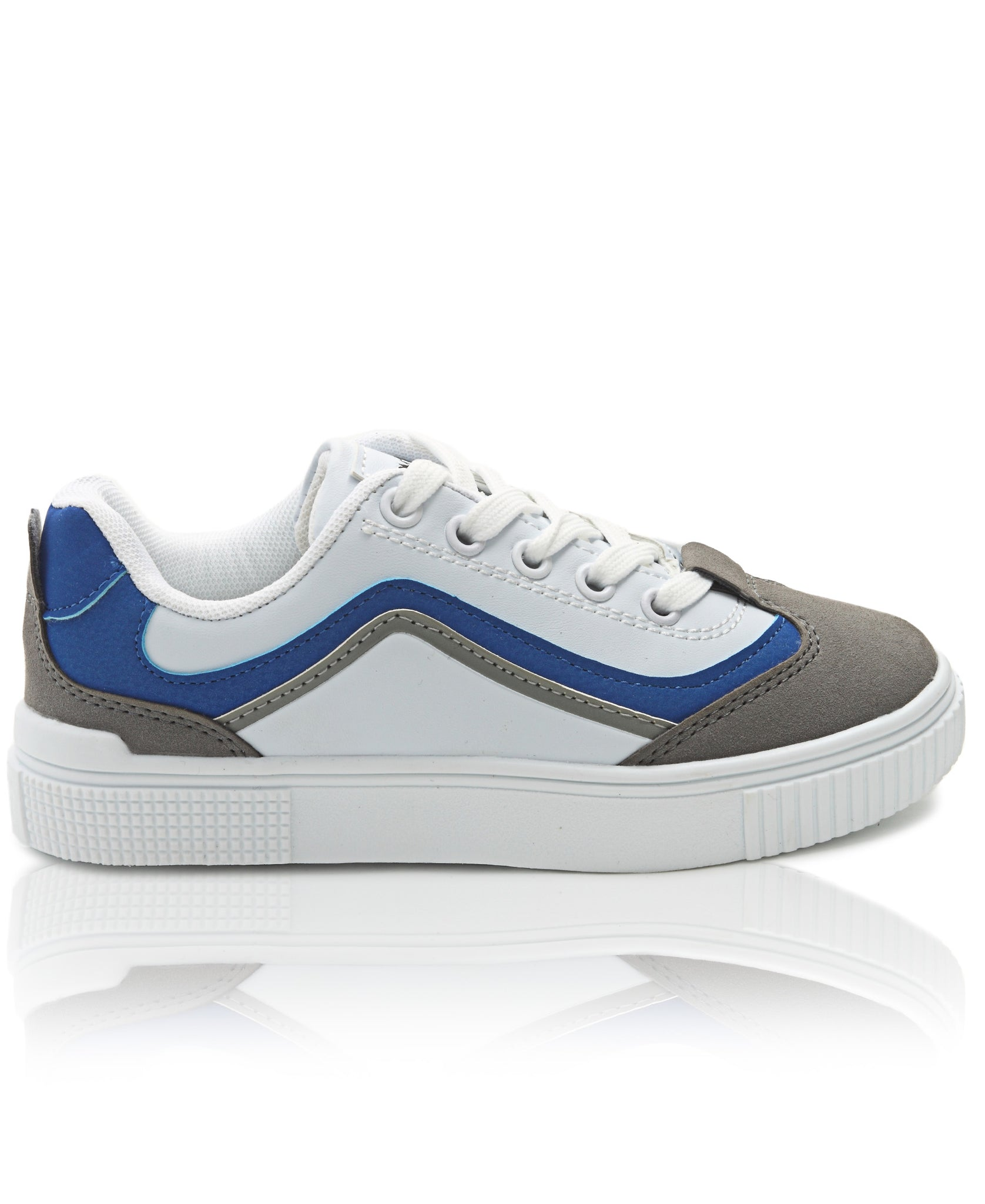Youth Smooth Sneakers - Blue