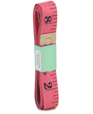 Tailors Measuring Tape - Pink