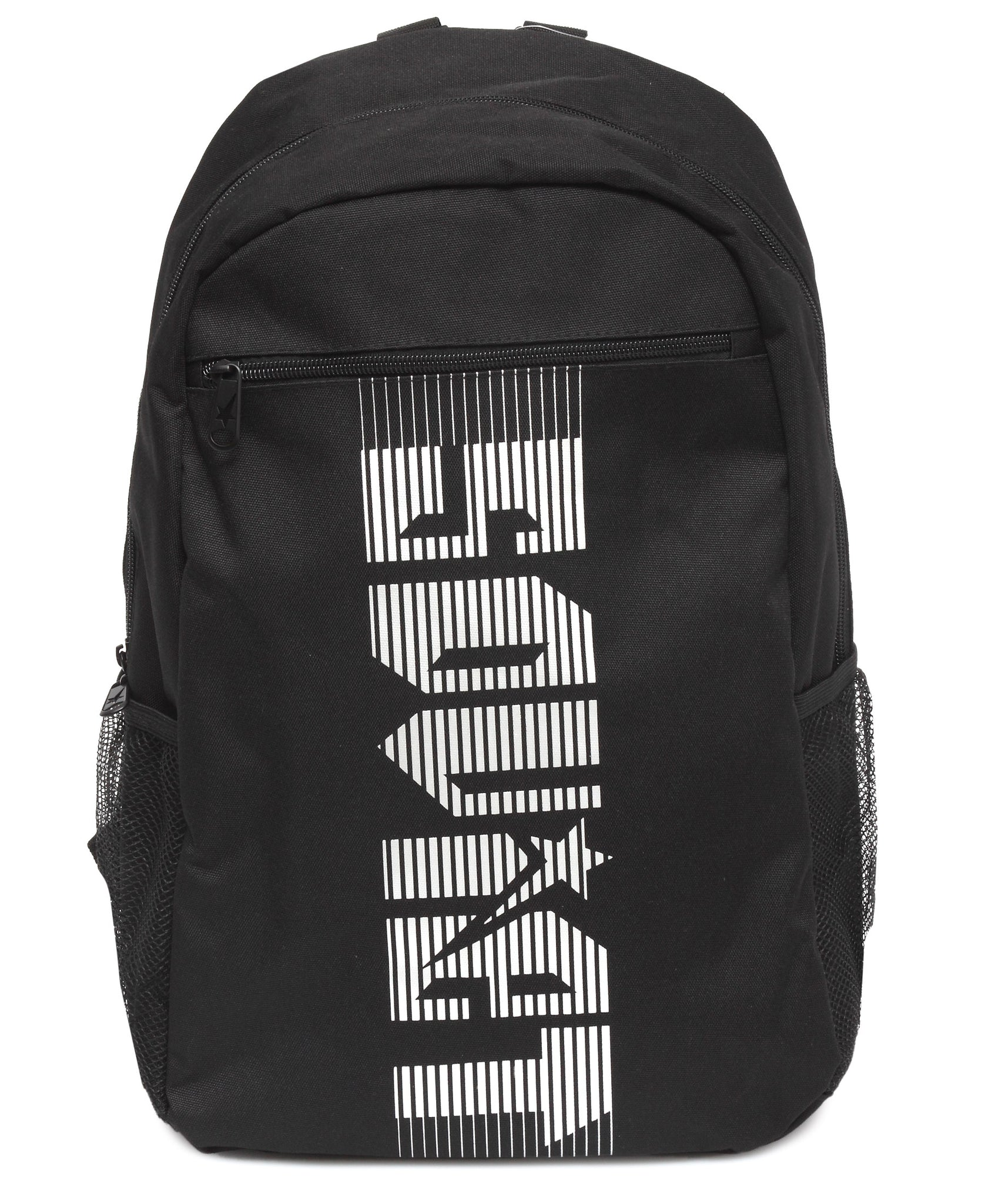 Beavers Backpack - Black-White