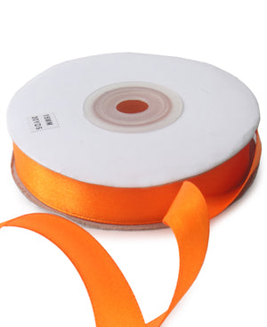 Satin Ribbon - Orange