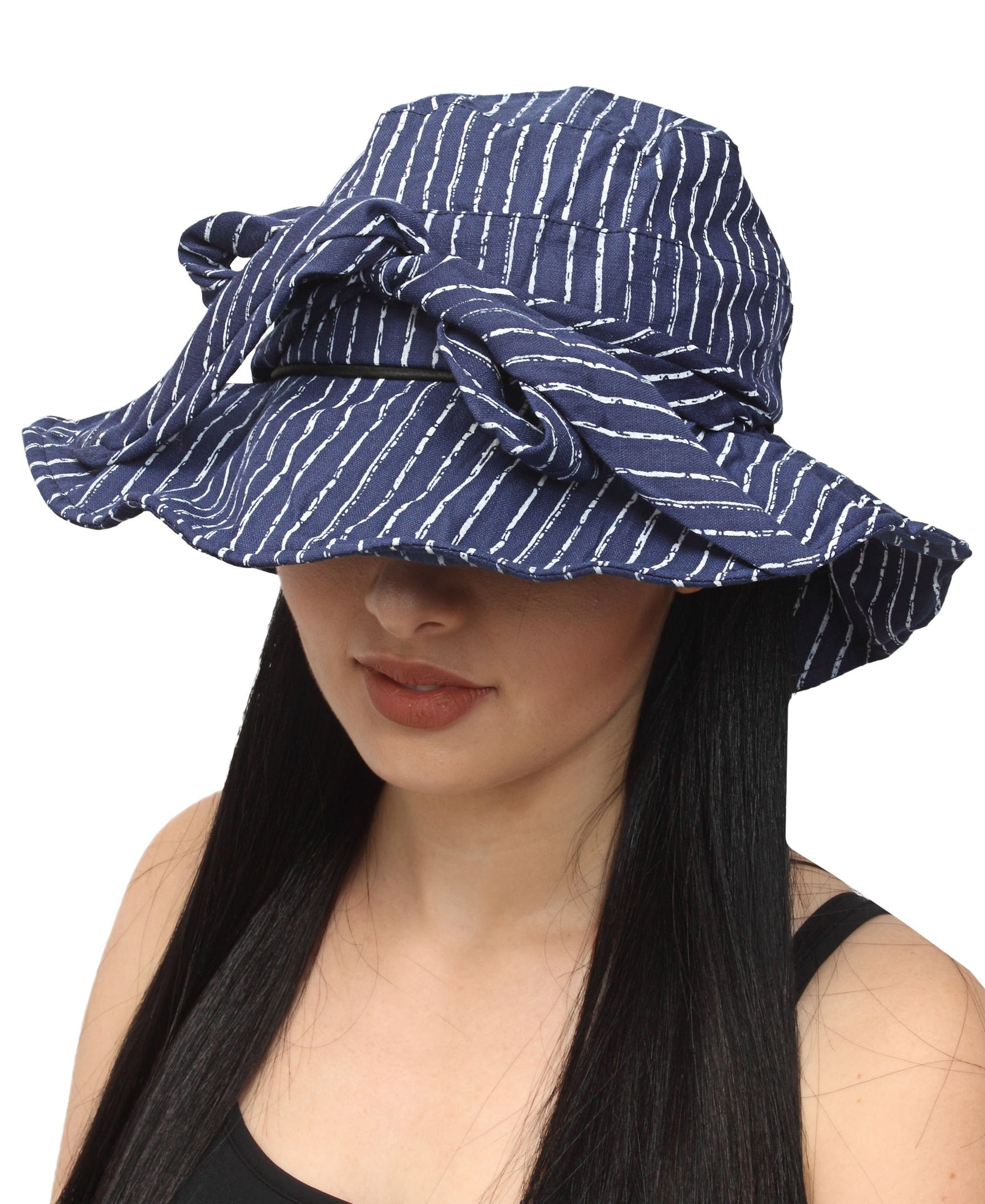 Floppy Hat - Navy