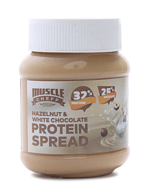 Hazelnut White Chocolate Protein Spread - Beige