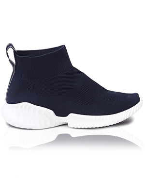 Men's Leap Boot Sneakers - Navy