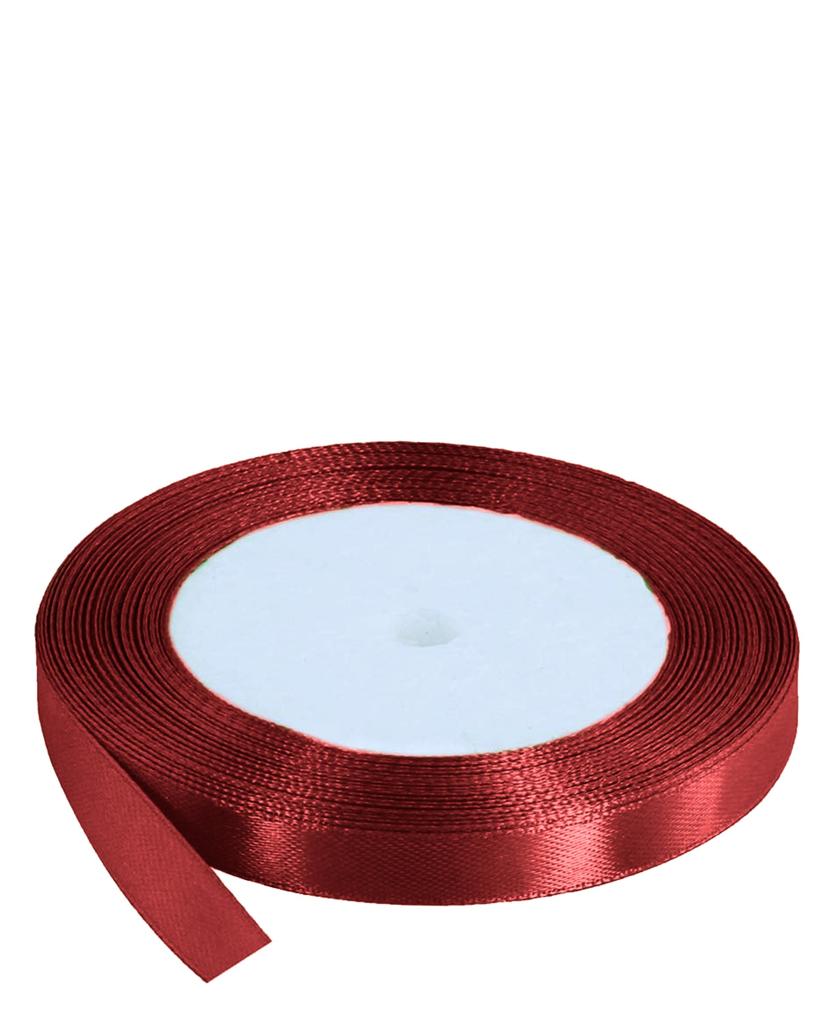 Satin Ribbon - Maroon