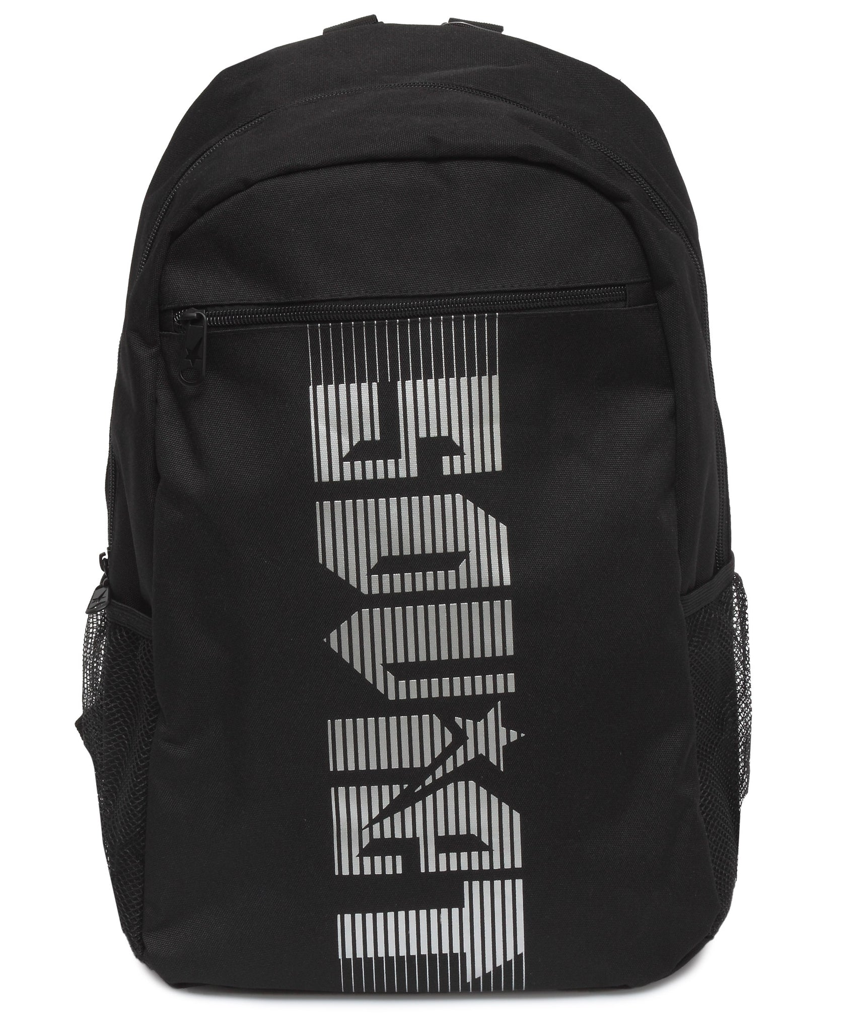 Beavers Backpack - Black-Silver