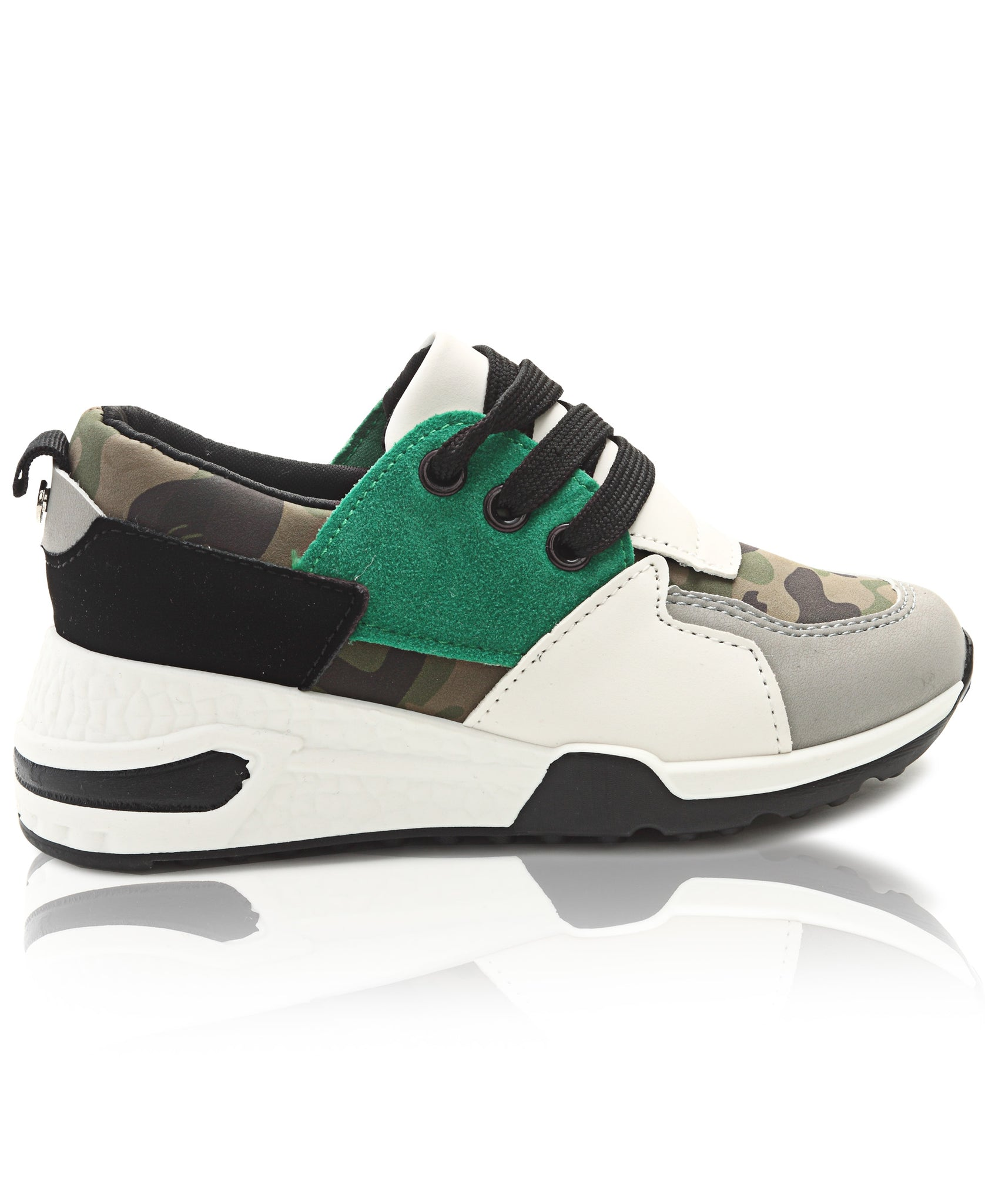 Girls Sneakers - Green