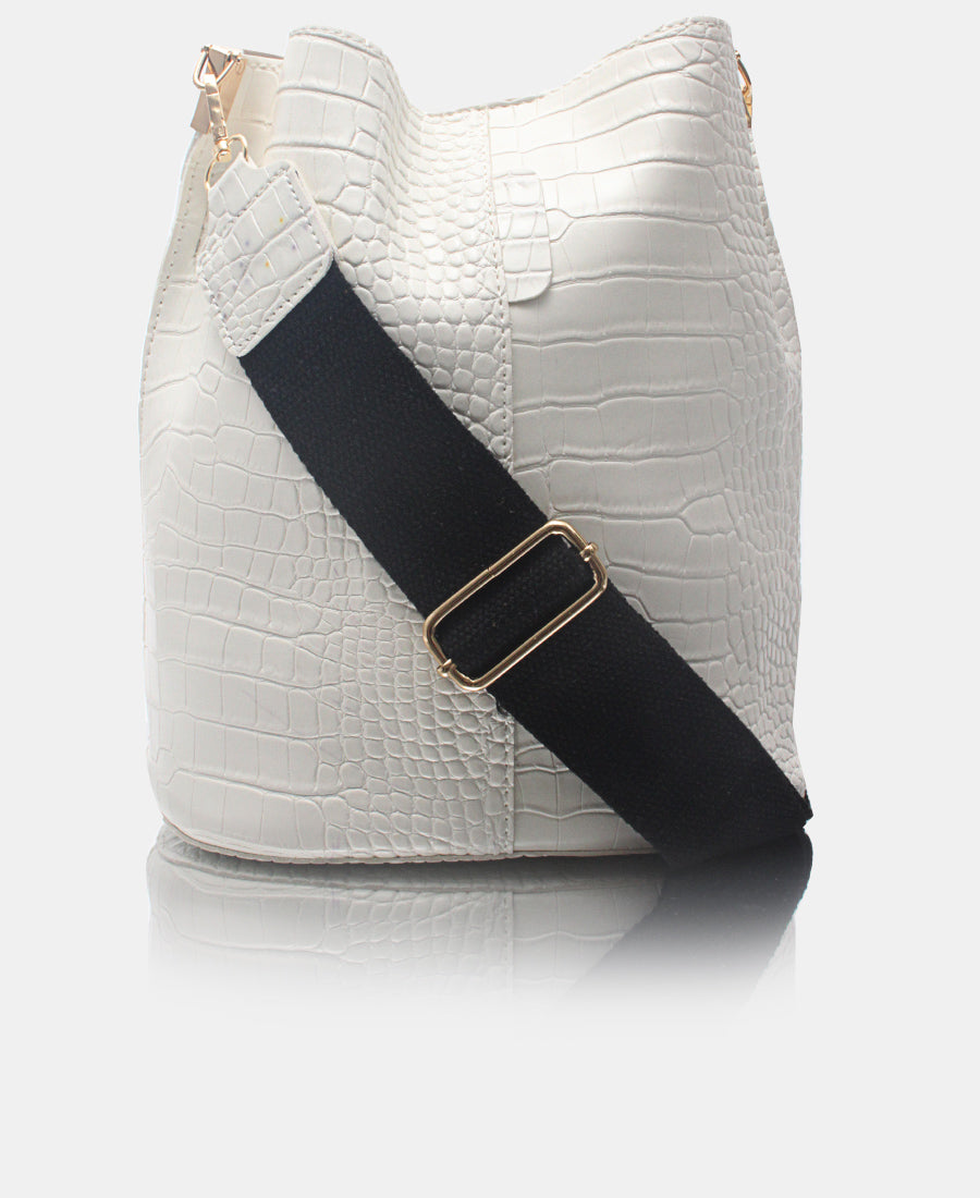 Bucket Bag - White