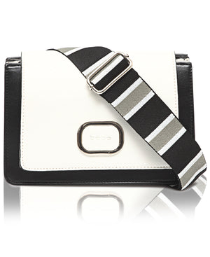 Crossbody Bag - White