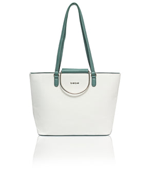 Shopper Bag - White