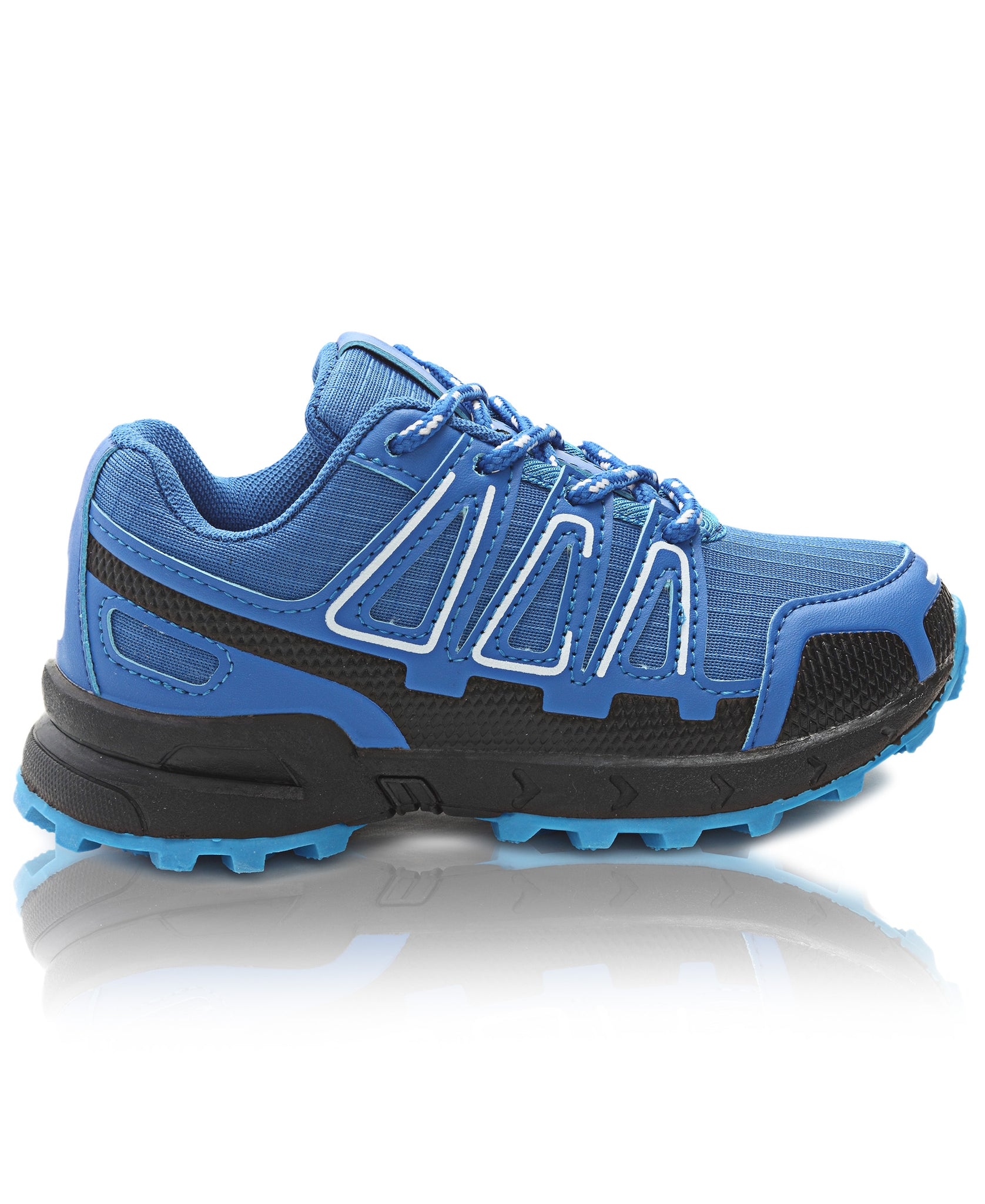 Kids Hiker Sneakers - Blue