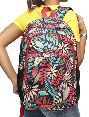 Printed Backpack - Multi