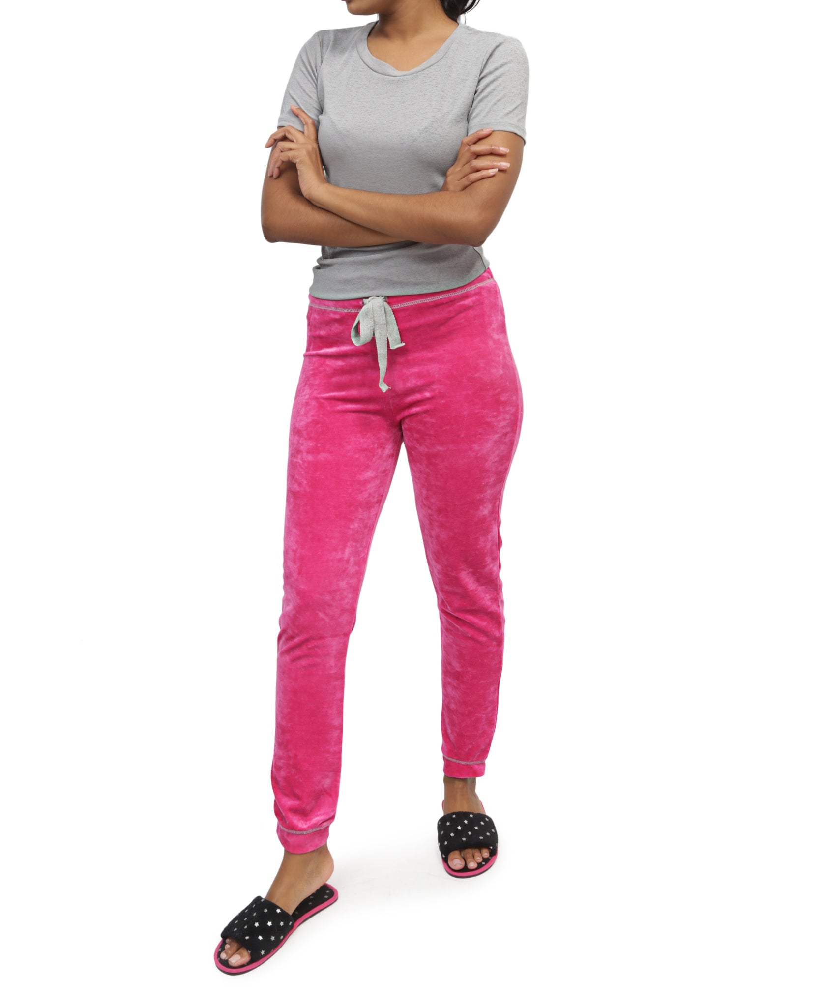 Pyjama Pants - Fuschia