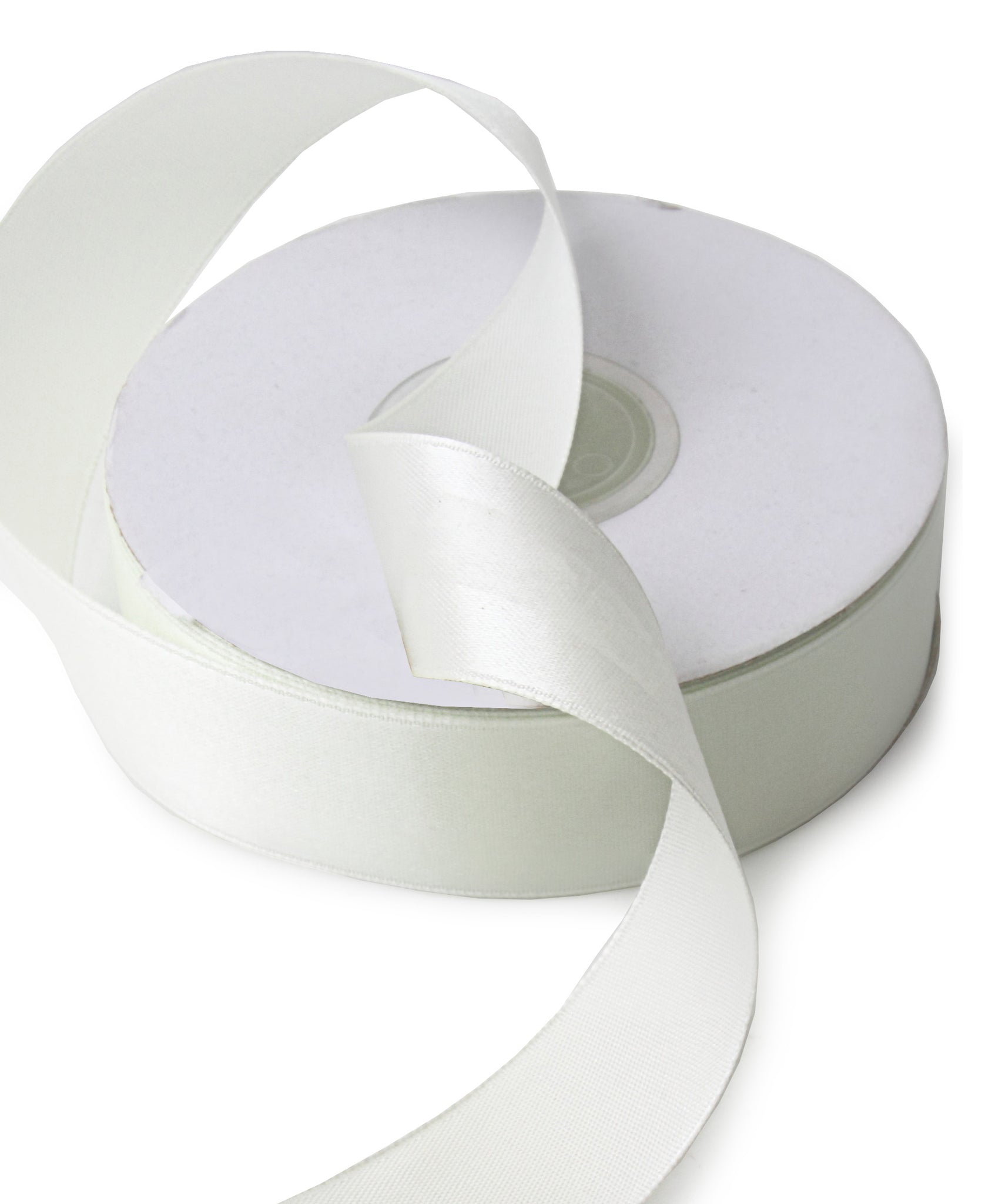 Satin Ribbon - Cream