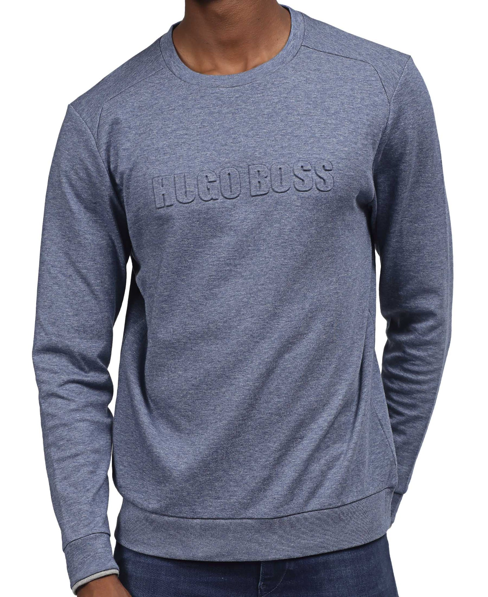 Hugo Boss Sweatshirt - Navy