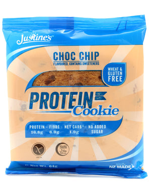 Choc Chip Protein Cookie - Blue