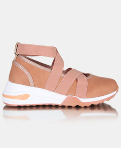 Girls Casual Sneakers - Mink