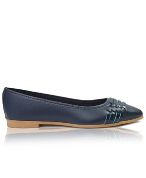 Pumps - Navy