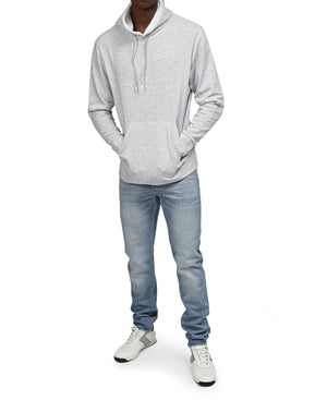 Comfort Fit Hugo Boss Sweatshirt - Grey