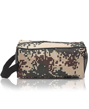 Men's Toiletry Bag - Green