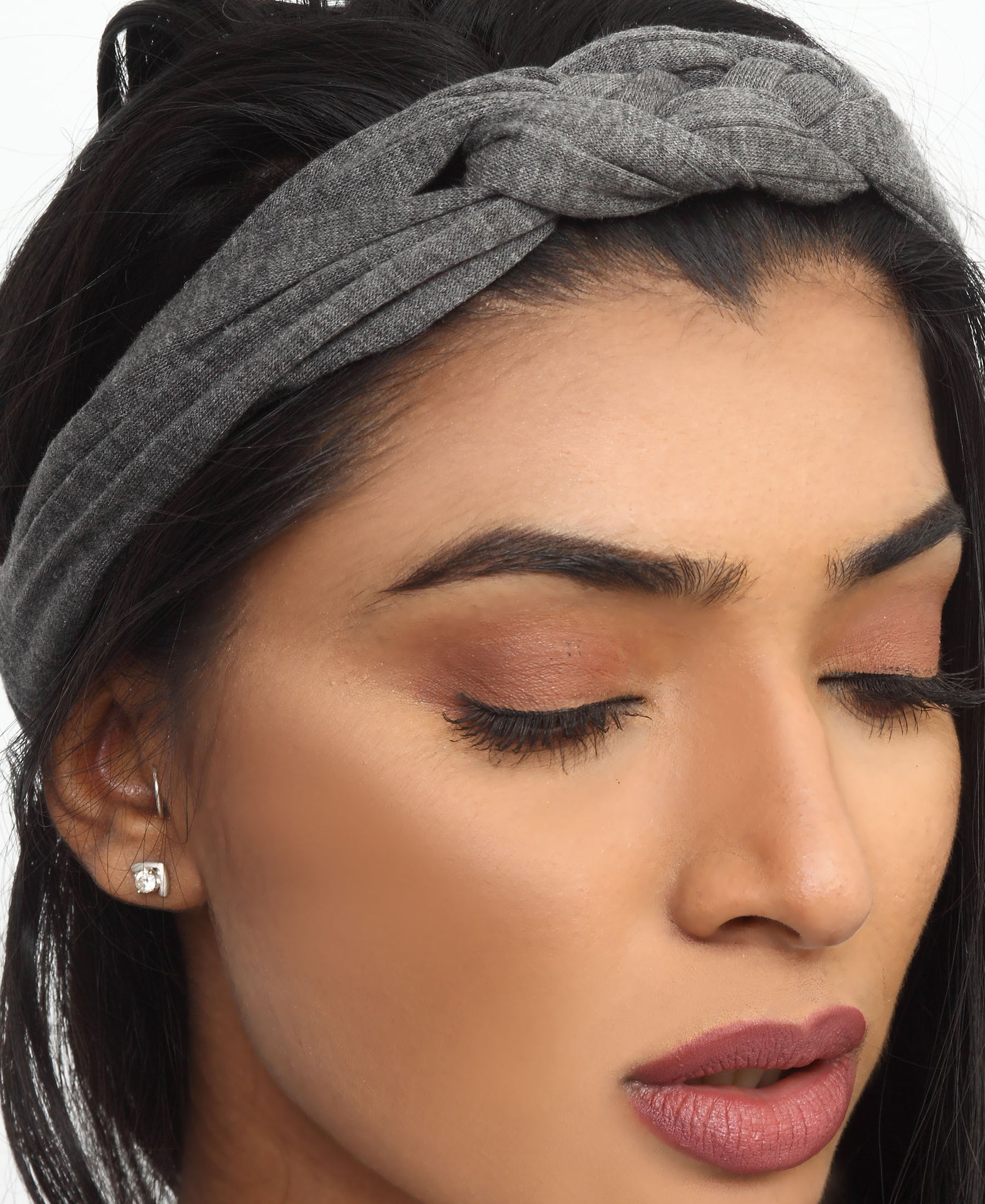 Fashion Headband - Grey