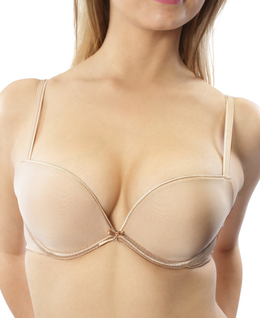 Dating Frisky Bra - Beige