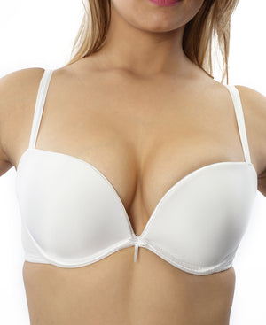 Dating Frisky Bra - White